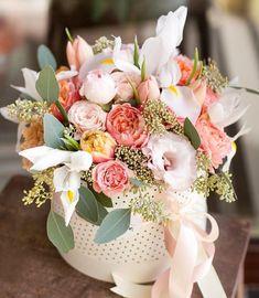 Stunning Valentine's Floral Arrangement Ideas Amazing Flowers, My Flower, Beautiful Flowers, Floral Centerpieces, Floral Arrangements, Happy Birthday Flower, Hand Drawn Flowers, Deco Floral, Flower Backgrounds