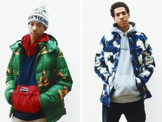 Supreme Fall/Winter 2013 Lookbook