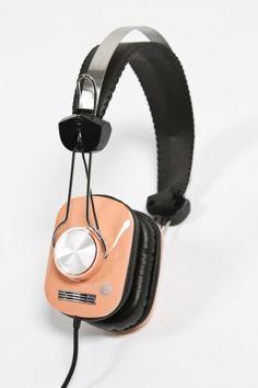 eskuche - control headphone (shrimp)
