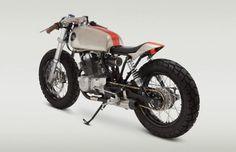 Honda CB250 Cafe Racer - Pentagon - CafeRacerz