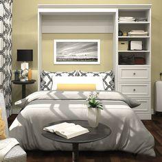 <strong>Bestar</strong> Versatile Murphy Bed