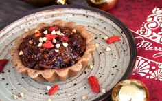<p>These mini fruit mince tarts are the perfect size for a Christmas dessert spread: delicious enough to satisfy your sweet tooth, but small enough to leave room for more dessert.</p>