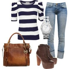 Casual Vaca, created by jmmorgan1027 on Polyvore