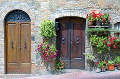 tuscan doors - Photograph at BetterPhoto.com