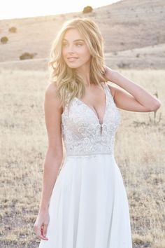 Style: 9769 | Allure Bridals November Wedding, Bridal And Formal, A Line Gown, Casual Wedding, Bridesmaid Dresses, Wedding Dresses, Formal Gowns, Beaded Embroidery, Marie