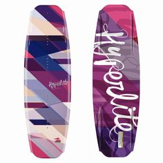 PURCHASED :) Hyperlite Blur Wakeboard - Womens 2012