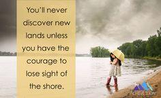 #courage #comfortzone #achievetoday