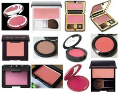 Bright Spring Blushes
