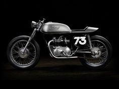 Belstaff Café Racer Triumph T100
