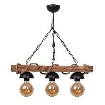 Vedemo 3 Lü Rustik Nigrum Halatlı Ahşap Avize Rustic Pendant Lighting, Wood Pendant Light, Pendant Light Fixtures, Garage Lighting, Cafe Lighting, Lighting Ideas, Ceiling Lamp, Ceiling Lights, Wooden Staircases