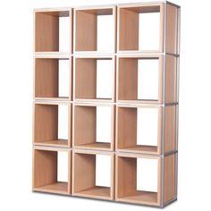 365° North Grid I Shelf Set (153.910 RUB) ❤ liked on Polyvore