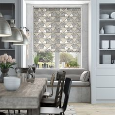 Wondrous Tips: Vertical Blinds Bedroom grey blinds for windows.Roller Blinds With Curtains dark wooden blinds.Blinds And Curtains Kitchen. Grey Roller Blinds, Grey Blinds, Modern Blinds, Grey Kitchen Blinds, Zebra Blinds, Indoor Blinds, Patio Blinds, Bamboo Blinds, Fabric Blinds