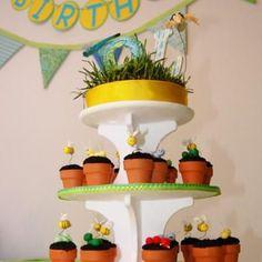 It's a Bug Party {Boy or Girl Party Theme Idea}