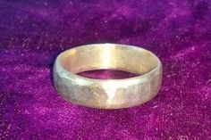 Handmade Sterling Silver Ring Size 10 by AeryckdeSade on Etsy, $25.00