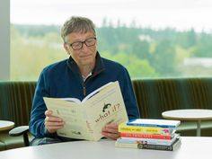 I really had a lot of dreams when I was a kid, and I think a great deal of that grew out of the fact that I had a chance to read a lot – bill gates Life...