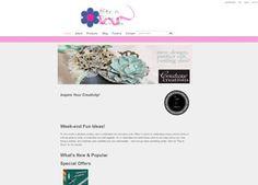 bits-n-pieces Website designed by Cimplicity Web Design Studio, Bespoke Design, Website, Custom Design