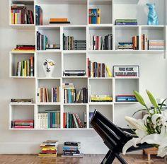 Inspiração com livros