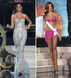 Desirée Cordero en la gala Miss Universo 2015  Paulina Vega coronada con Miss Universo 2015 #MissUniverso2014 #MissUniverso2015 #MissUniverse #PaulinaVega #MissEspaña #belleza #beauty #mujer