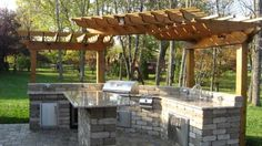 outdoor kitchens on a budget   ... 500x281 All you need to know before building a modular outdoor kitchen