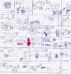 Творческая шпаргалка | Эта шпаргалка загнала учителя в ступор и ребенку разрешили ею пользоваться. Это был урок литературы и детям надо было наизусть рассказать отрывок из «Слово о полку Игореве».