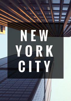 NYC | Travel inspiration di TheItalianWanderer su Etsy