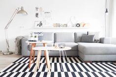 Inspiration | winter interior at mi casa