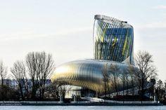 La cité du vin, phare de Bordeaux