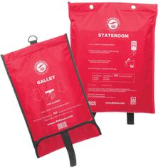 fires out galley fire suppression blanket | Fire Blankets Great way to smother a galley fire.