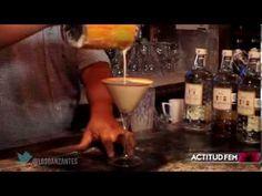 Aprende a preparar un coctel con Mezcal Facil y rapido