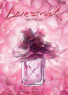 Very beautiful bottle top Vera Wang Love Struck http://www.pinterest.com/BonnieWPhotos/