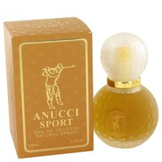 Anucci Sport Cologne by Anucci 3.4 oz / 100 ml