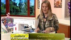 patchwork carolina rizzi - YouTube