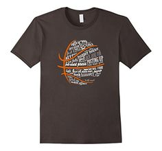 Basketball Motivational Word Cloud B Ball Terms T-Shirt. Love basketball? Perfect shirt for all basketball fans. Line art basketball with motivational basketball terms word cloud Show that basketball is life with this basketball shaped word could with great basketball terms. Give as a gift to your basketball fan.