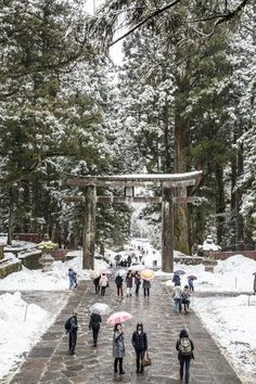 Never Say 'Kekko' Until You've Seen Nikko - Nikko is a city in the mountains of Tochigi Prefecture, Japan, and is most famous as the final resting place of Tokugawa Ieyasu: the founder of Japan's last shogunate