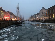 Nyhavn - Copenhagen / Denmark