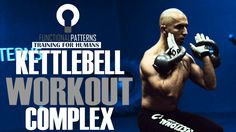 Advanced Kettlebell Workout Complex