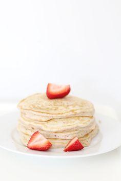 eat pancakes