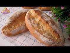 Po tym przepisie nie będziesz już kupować chleba, zrobisz to sam w domu. - YouTube Turkish Recipes, Greek Recipes, Apple Recipes, Baking Recipes, Pan Rapido, Comida Keto, Food Obsession, Bread And Pastries, Zucchini Bread