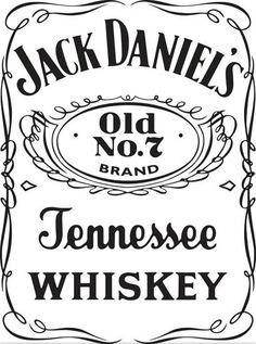 Sticker Jack Daniel s 101 - 57x77 cm - 23,99 €