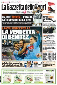 La Gazzetta dello Sport (16-12-13)