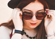 Be Hepburn: CLASSY DESIGNER FASHION HEXAGON FRAME WITH METAL ACCENTS WOMENS SUNGLASSES 9144