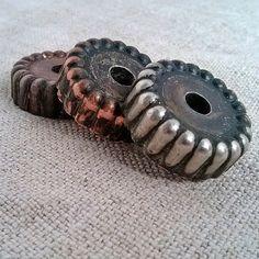 Vintage escutcheon Vintage key hole plate Supplies by MyWealth
