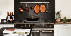 copper in kitchens