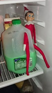Last year we welcomed the 'Elf on the Shelf' into our home. He showed up one night in my daughter's room. We had gone to dinner at my A...