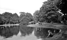 Stephens Green in the 1960s.