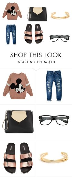 """""""casual summer day"""" by taylorglover323 on Polyvore featuring beauty, MANGO and H&M"""