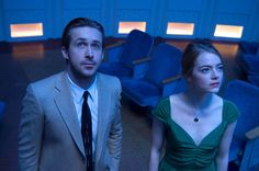 "awesome Gotta dance: Ryan Gosling and Emma Stone live up to hype in Damien Chazelle's ""La La Land"""