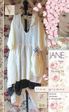 Tina Givens JANE TUNIC                                                                                                                                                                                 More