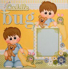 Precious Memories by Julie: 2-Pg. Layout