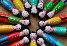 More peg dolls!